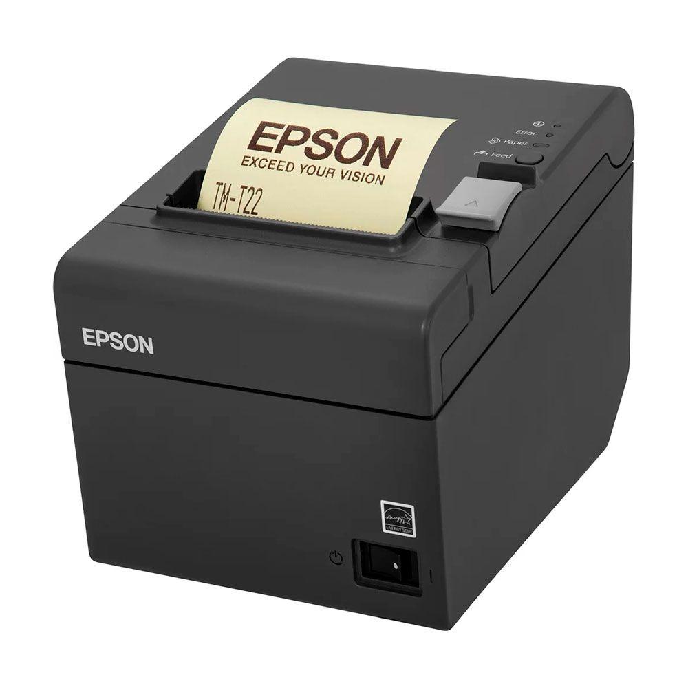 Impressora de Recibos e Cupons TM T20X  Epson
