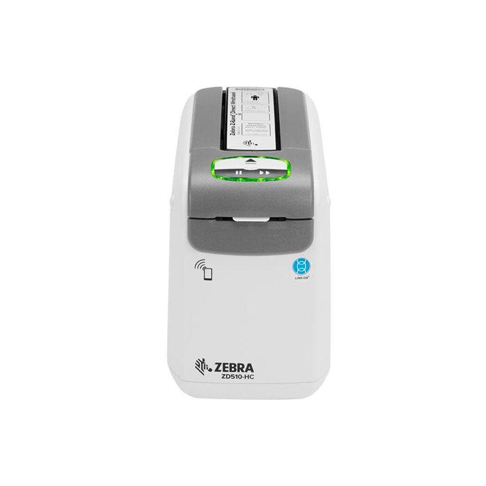 Impressora de Pulseiras ZD 510 HC – ZEBRA