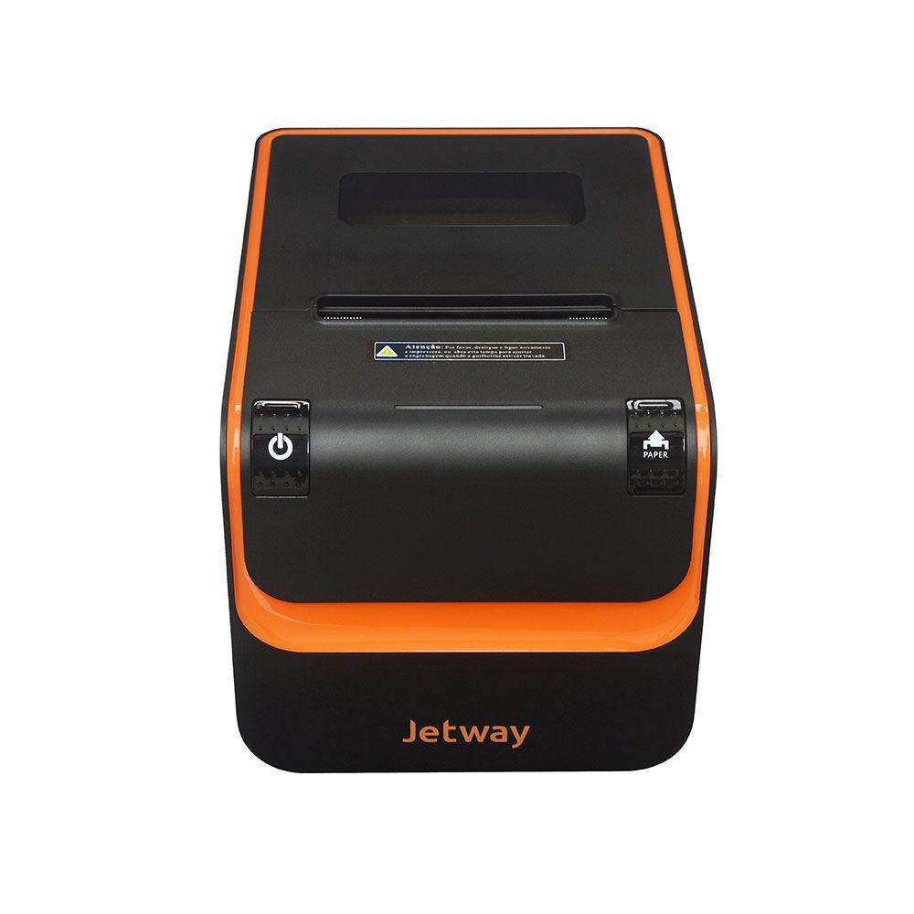 Impressora Térmica de Cupom JP 800 - Jetway