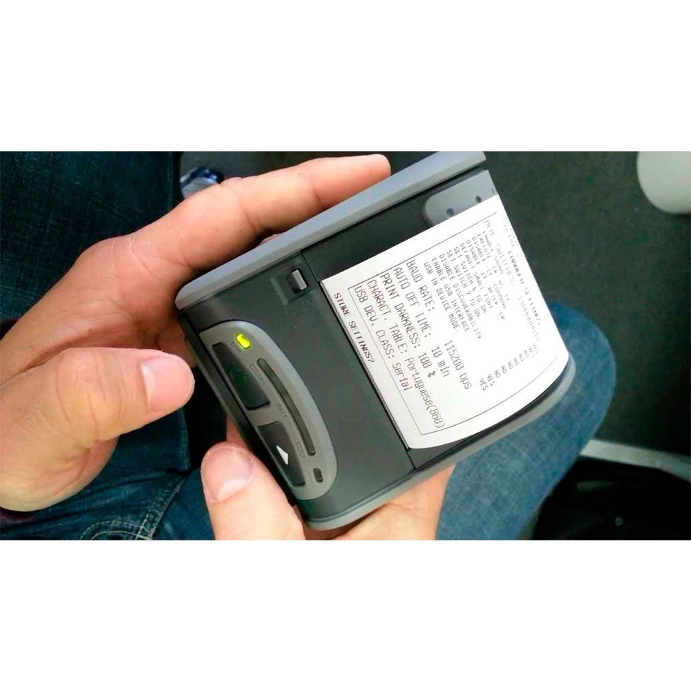 Impressora Térmica Portátil DPP 250 - Datecs
