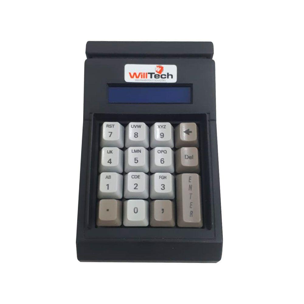 Microterminal 16 Teclas  W 600