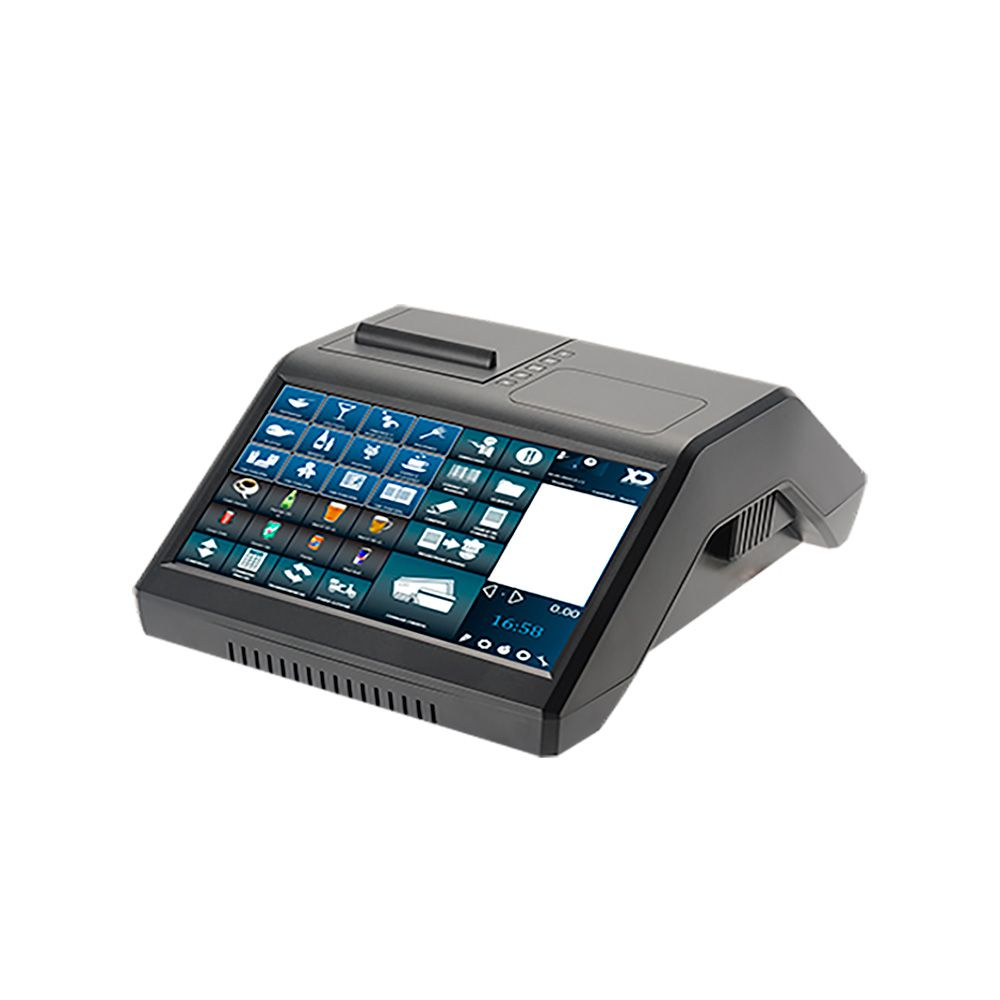 NPDV 1020 com Impressora – Custom