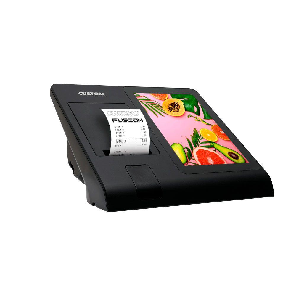 PDV Fusion Android com Impressora  Custom