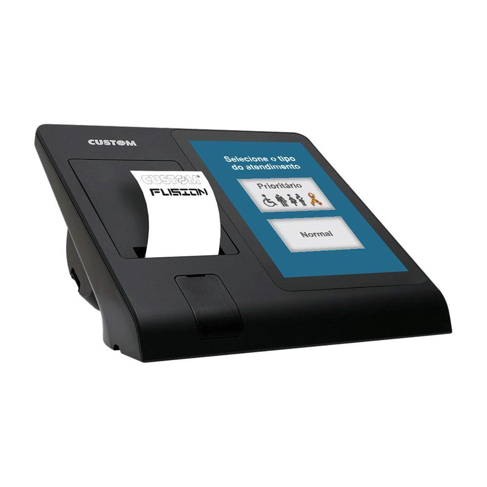 PDV Fusion Windows-Linux com Impressora  Custom