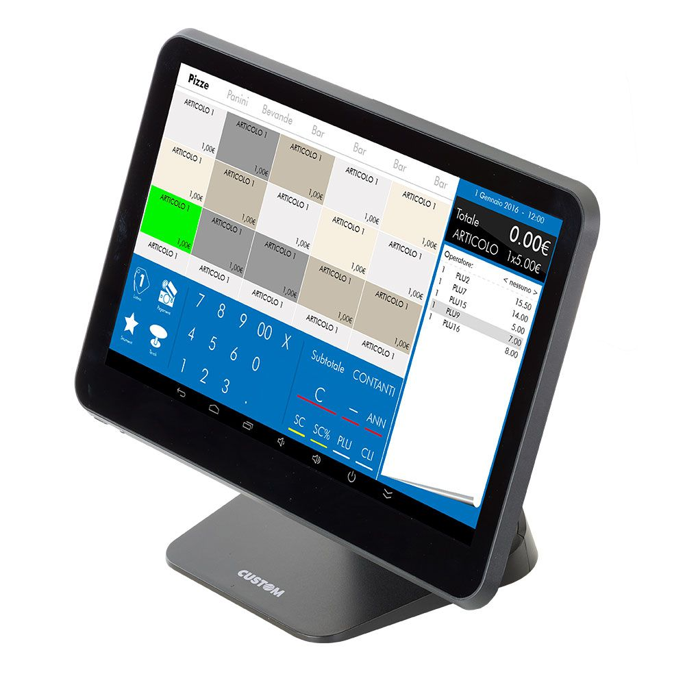 """PDV Touch Silk 15,6"""" Android"""