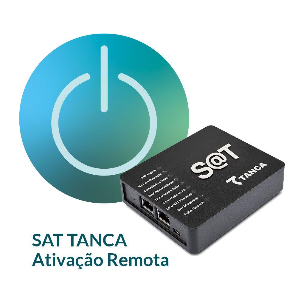 SAT  TS 1000 com Ativação Remota - Tanca