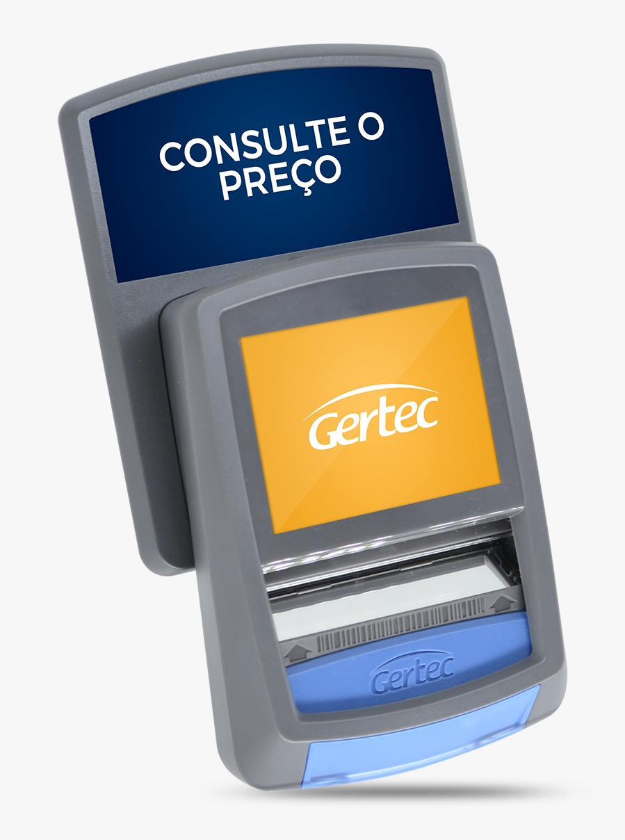 Terminal de Consulta Busca Preço G 2 Gertec