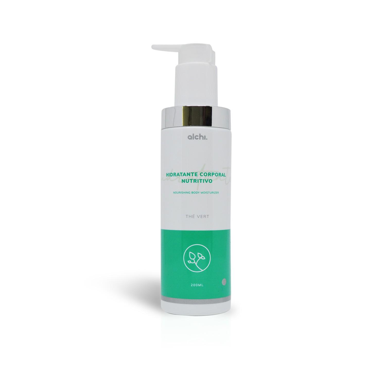 Hidratante Corporal Nutritivo Thé Vert ALCHI 200ml