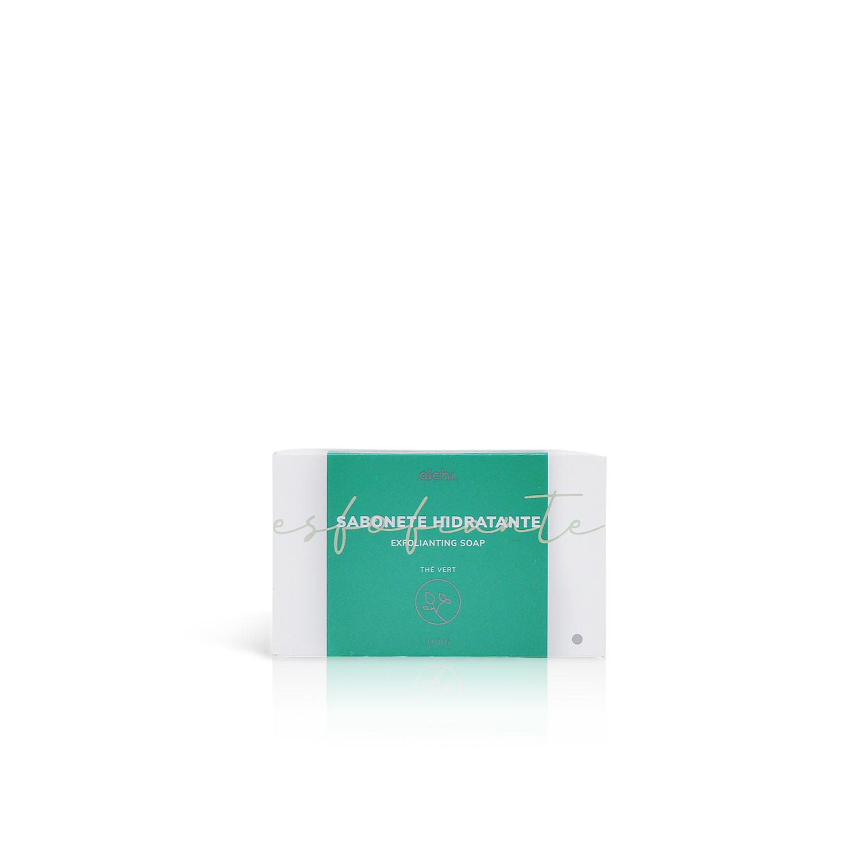 Sabonete  Barra Esfoliante Thé Vert ALCHI 100g