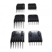 Kit de Pente Adaptador para máquina de tosa A8s PrecisionEdge - 6 peças