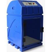 Máquina de Secar Animais Compacta Azul