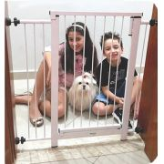 Portão de Segurança Pet e Baby