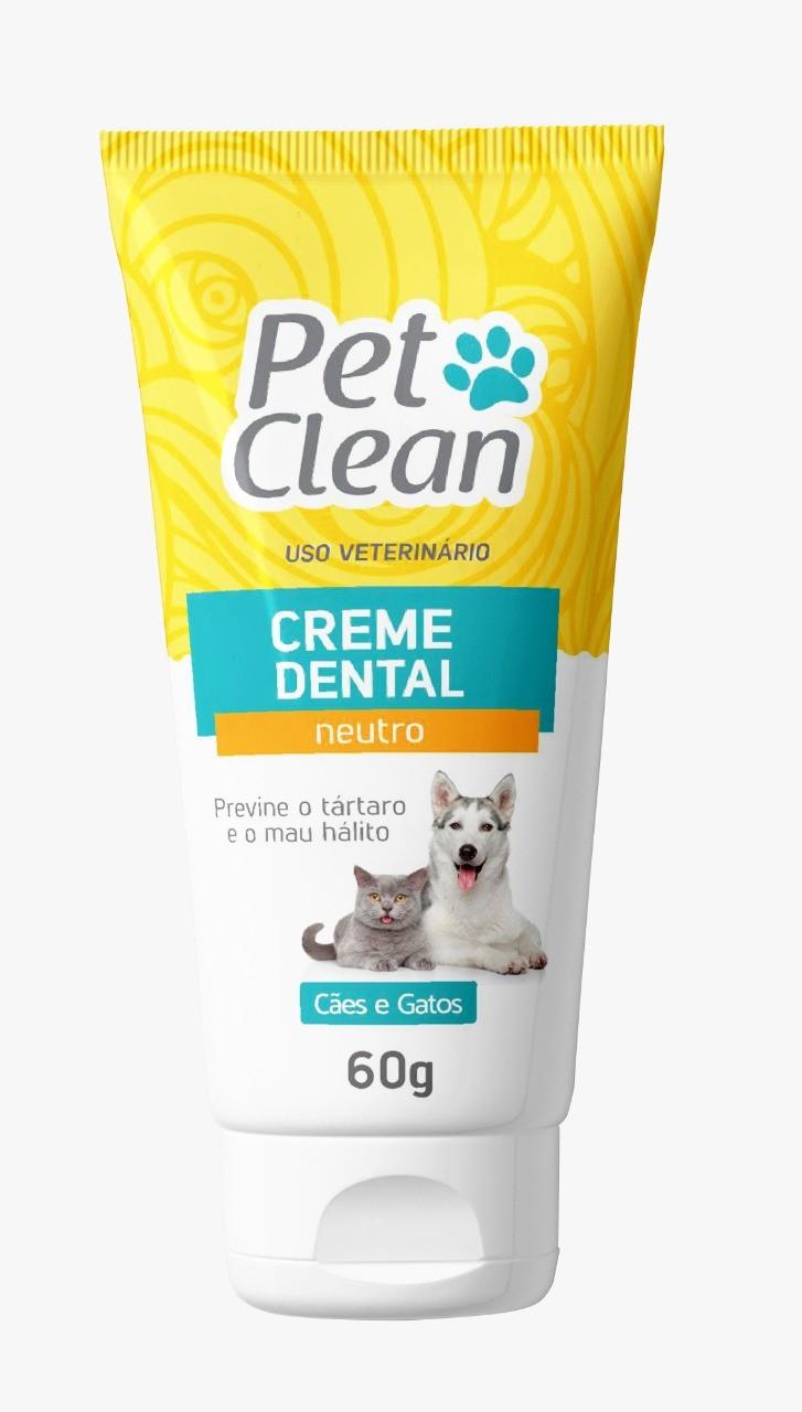 Creme Dental Neutro - 60 g