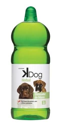 Desinfetante Eliminador de Odores Kdog 2L