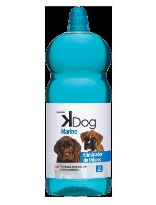Desinfetante Eliminador de Odores Marine Kdog 2L