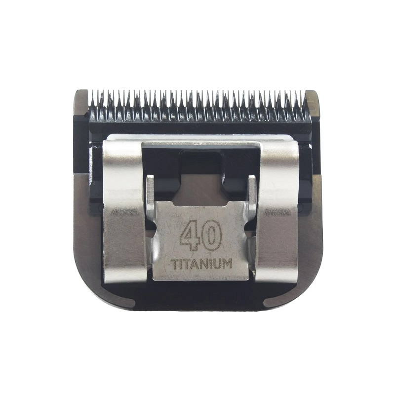 Lâmina de Tosa de Titanium Aço Inox Premium 40