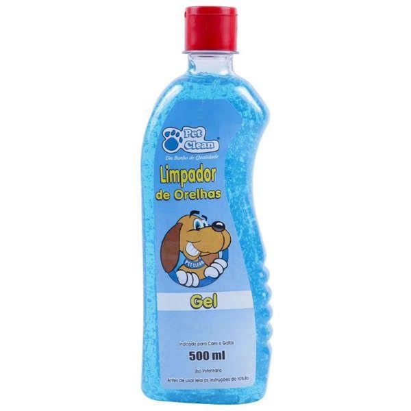 Limpador de Orelhas 500g Pet Clean