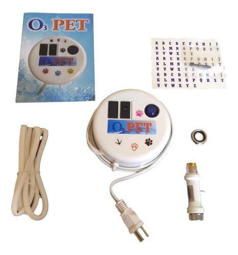 Gerador de Ozônio Pet- bivolt