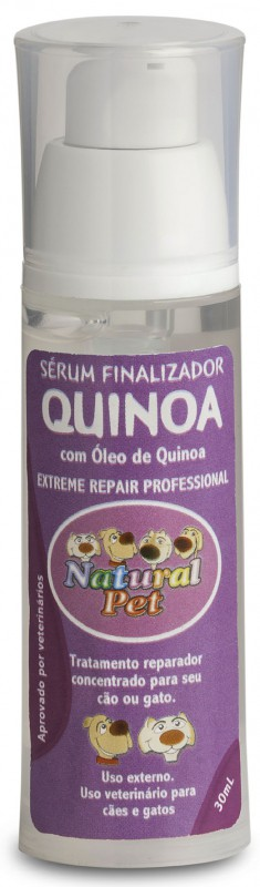 Sérum finalizador quinoa - 30 ml