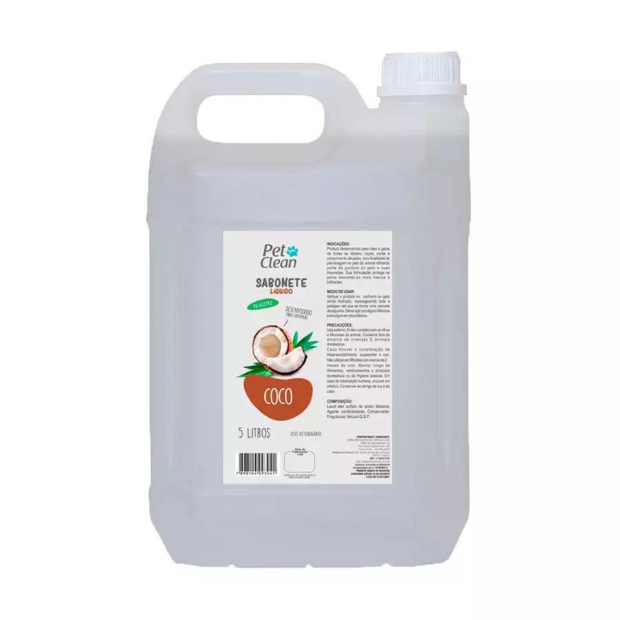 Shampoo Coco Pet Clean 5L