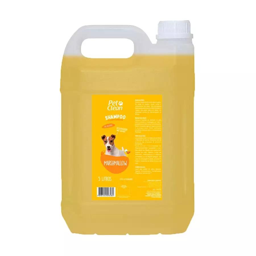 Shampoo Marshmallow Pet Clean 5L