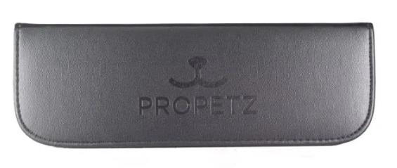 "Tesoura Profissional Reta 7"" Titanium Propetz Colorido"