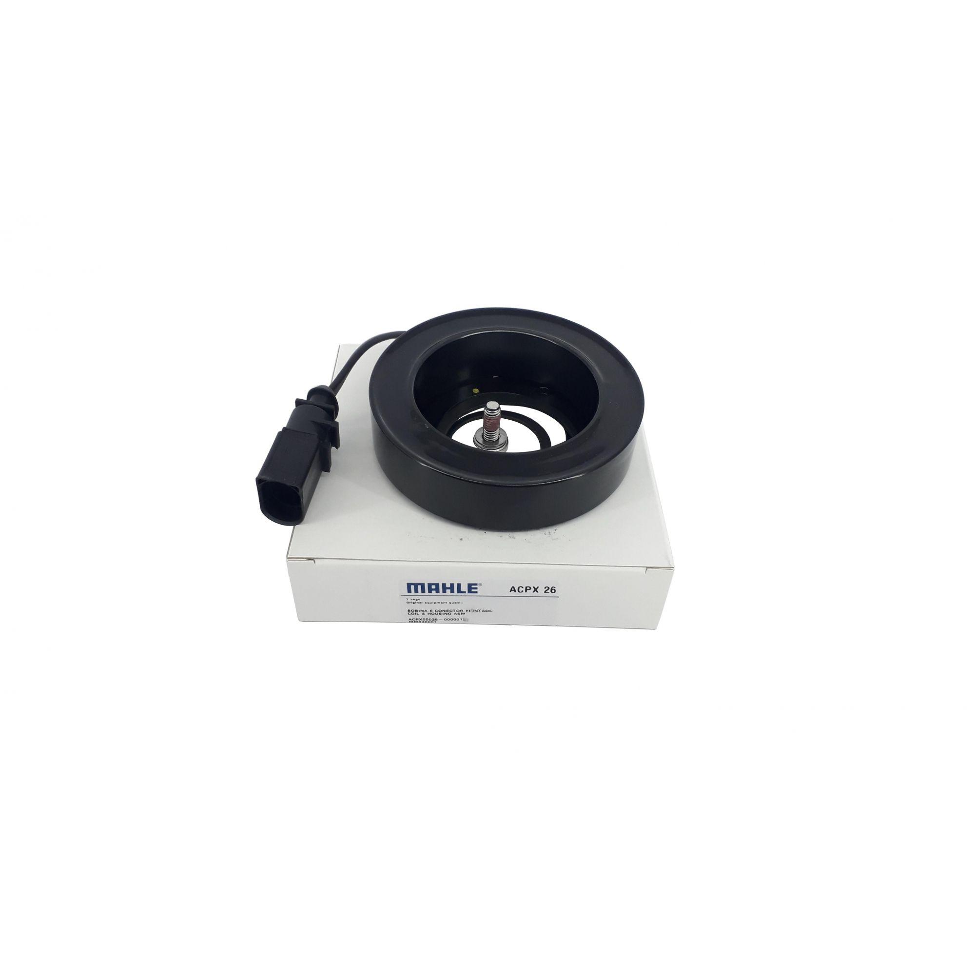 Bobina Compressor Fox / Gol / Up 1.0 - Original MAHLE