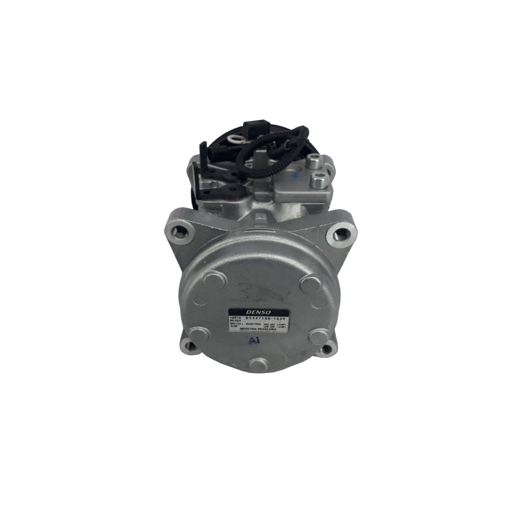 Compressor 10P15 8 Orelha Canal A 12v - Original DENSO