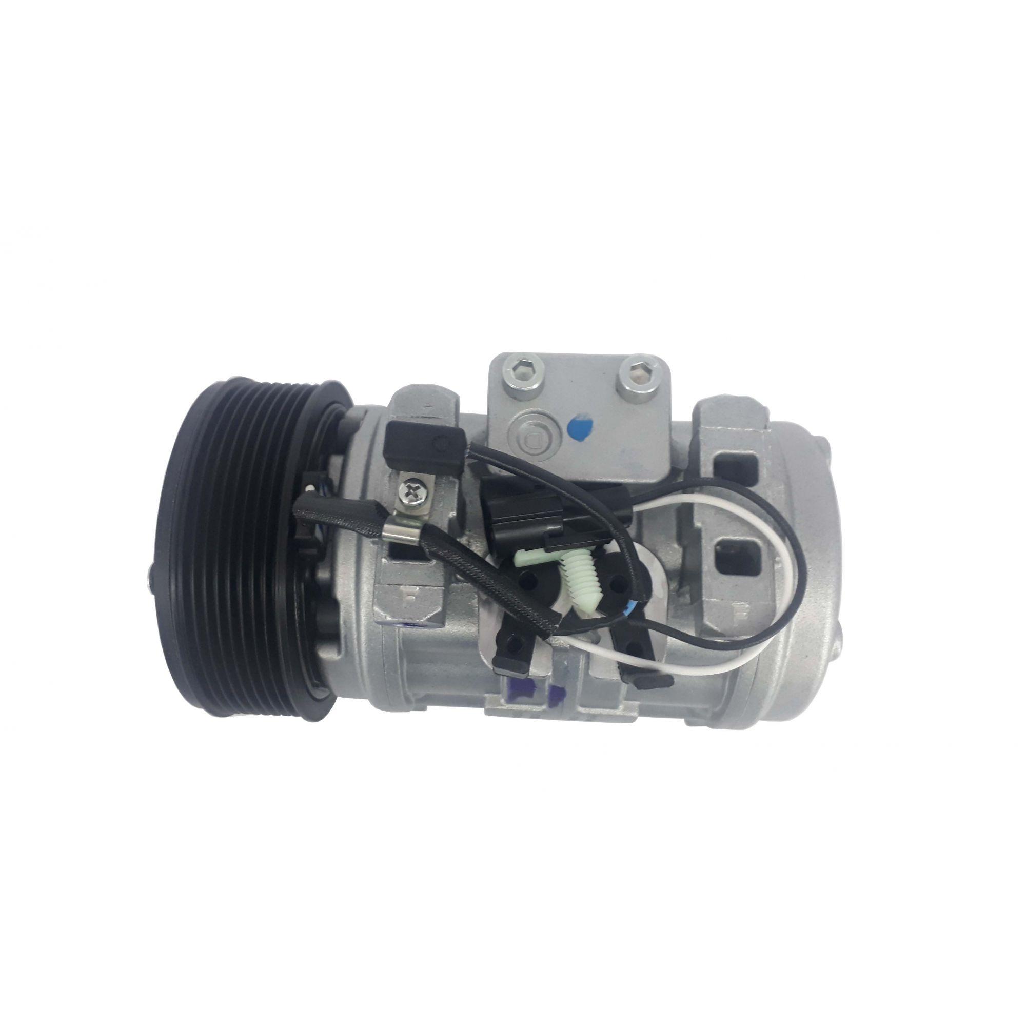 Compressor 10P15 Passante 8pk 12v  - Original DENSO