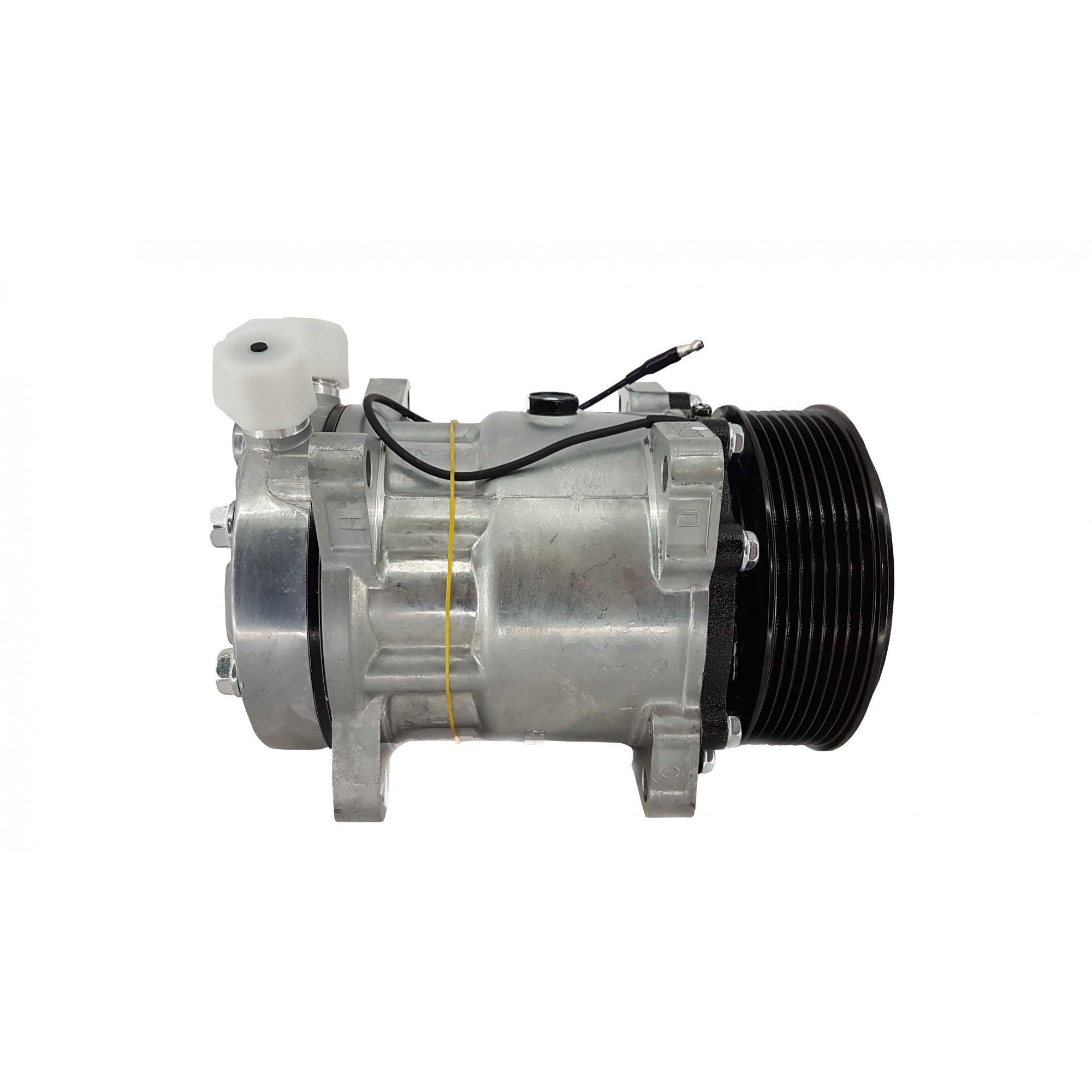 Compressor 7h15 12v 8pk - Original DENSO