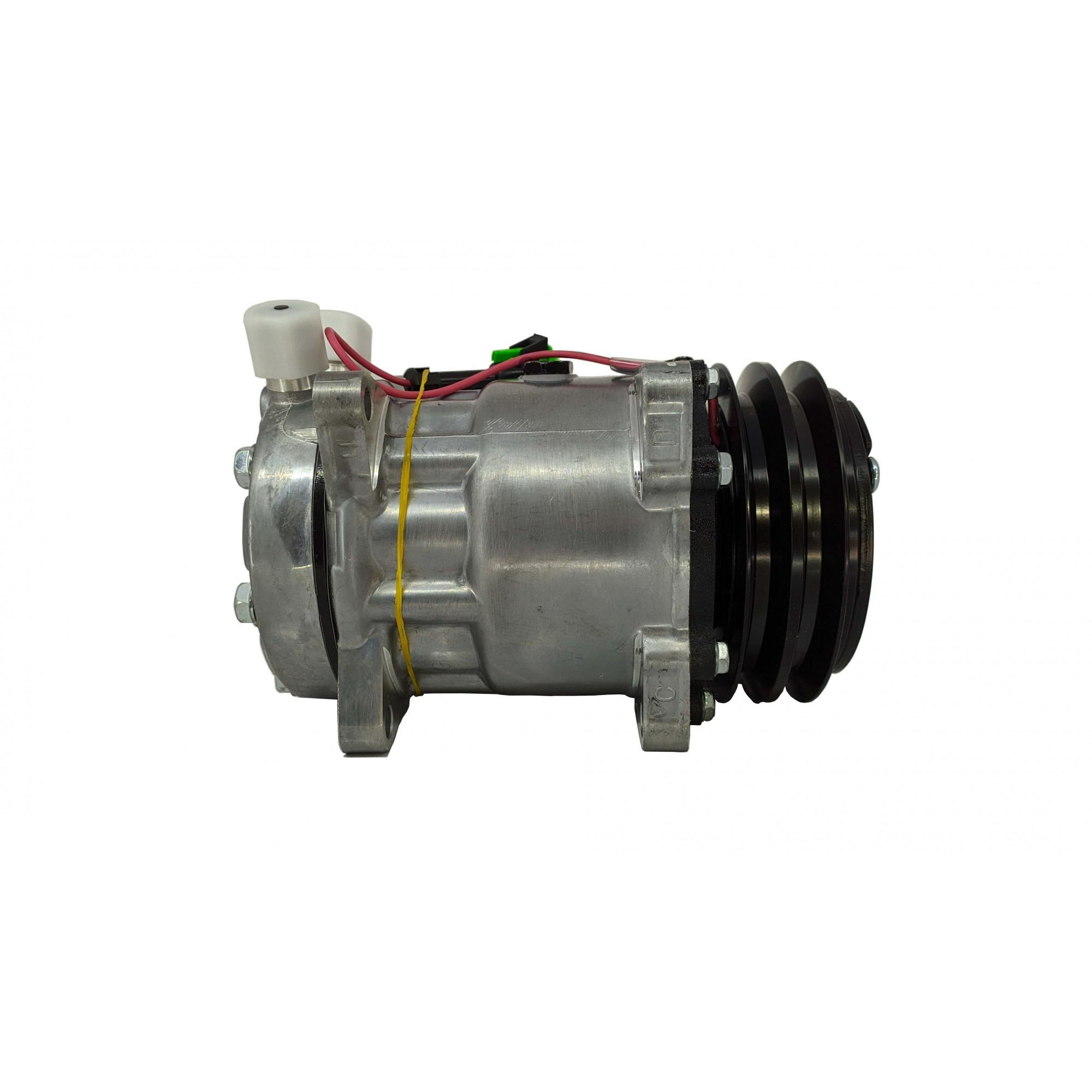 Compressor - 7h15 - 12v - Canal A - DENSO