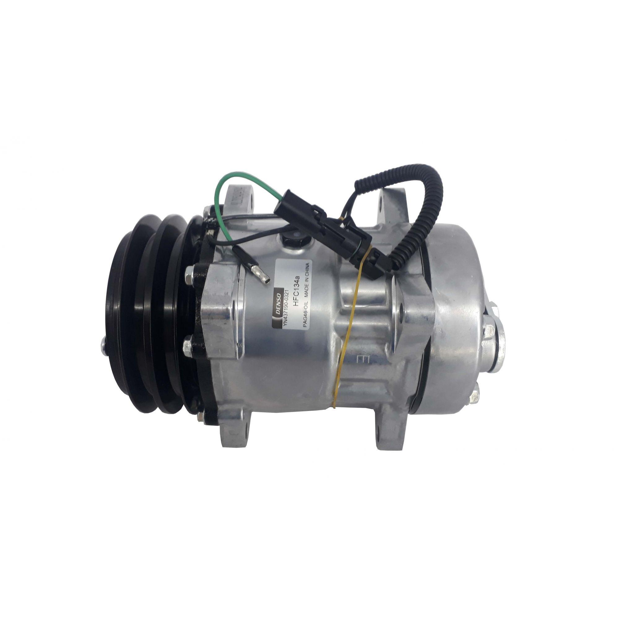 Compressor 7h15 Flex Canal A - Original DENSO