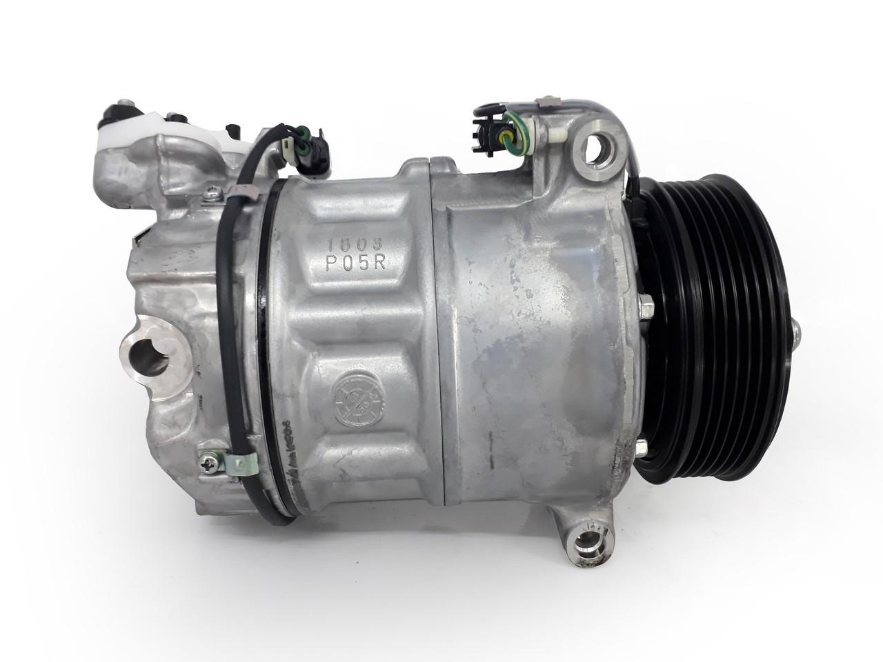 Compressor Ar Condicionado Land Rover Descovery 4 Original Sanden