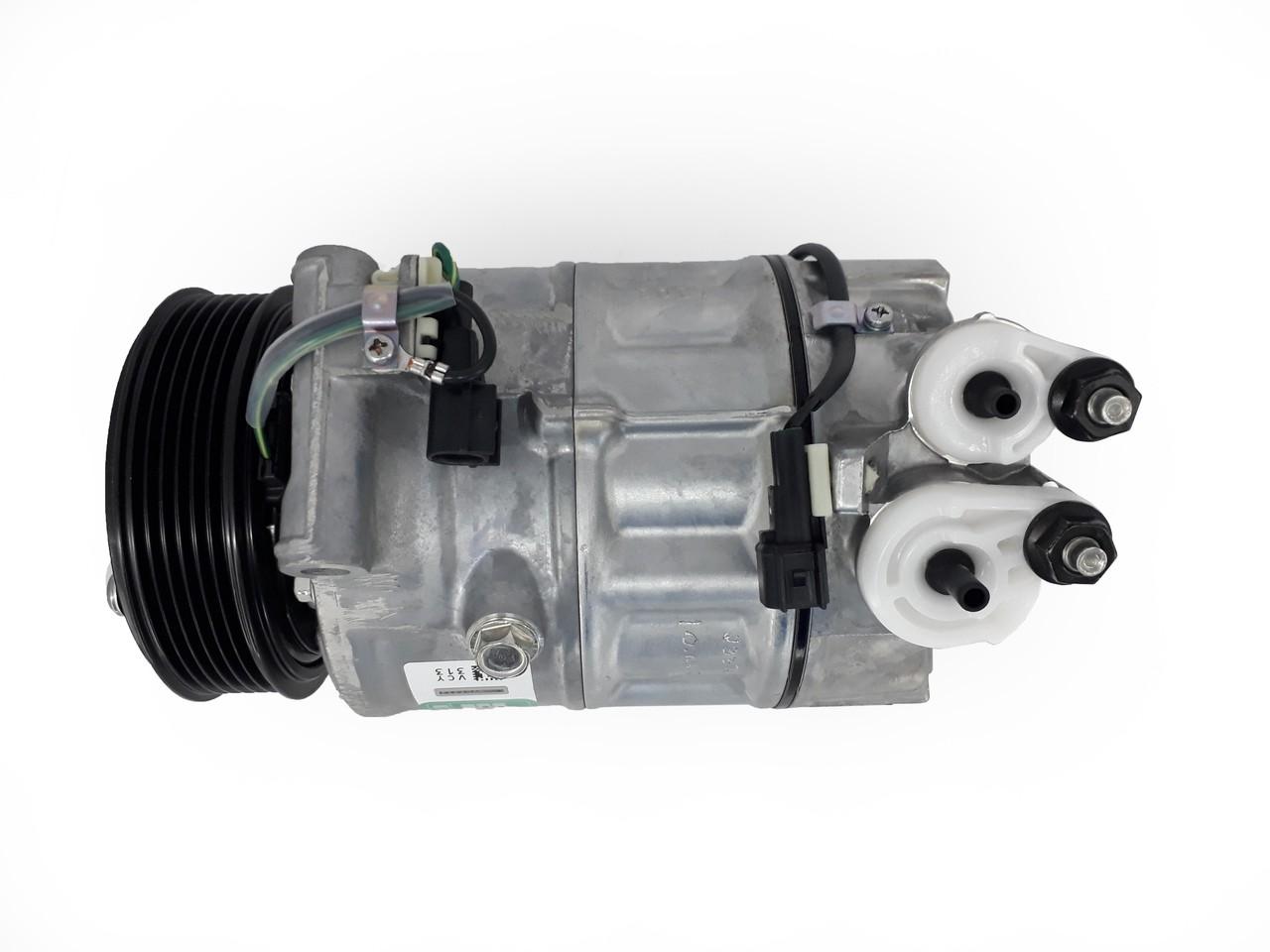 Compressor Ar Condicionado Land Rover Discovery 4 Original Sanden