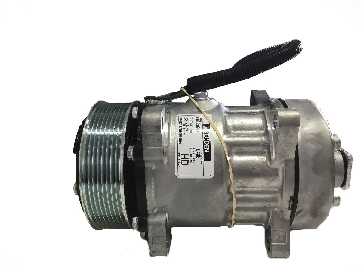 Compressor Sprinter Para Adaptar Ar Traseiro Passageiro