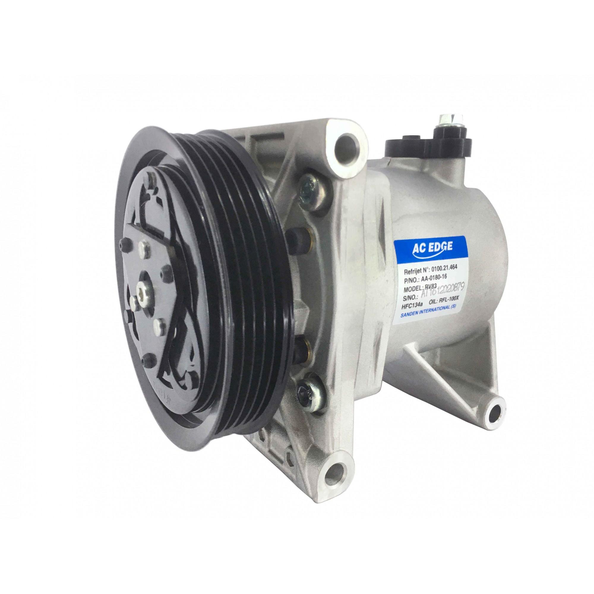 Compressor Calsonic Uno / Palio / Strada / Siena / Doblo / Punto - Original SANDEN