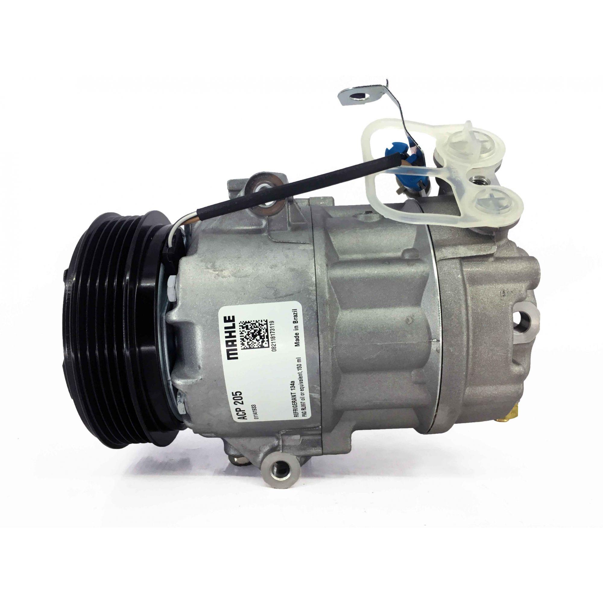 Compressor Celta / Prisma / Agile 5PK - Original MAHLE