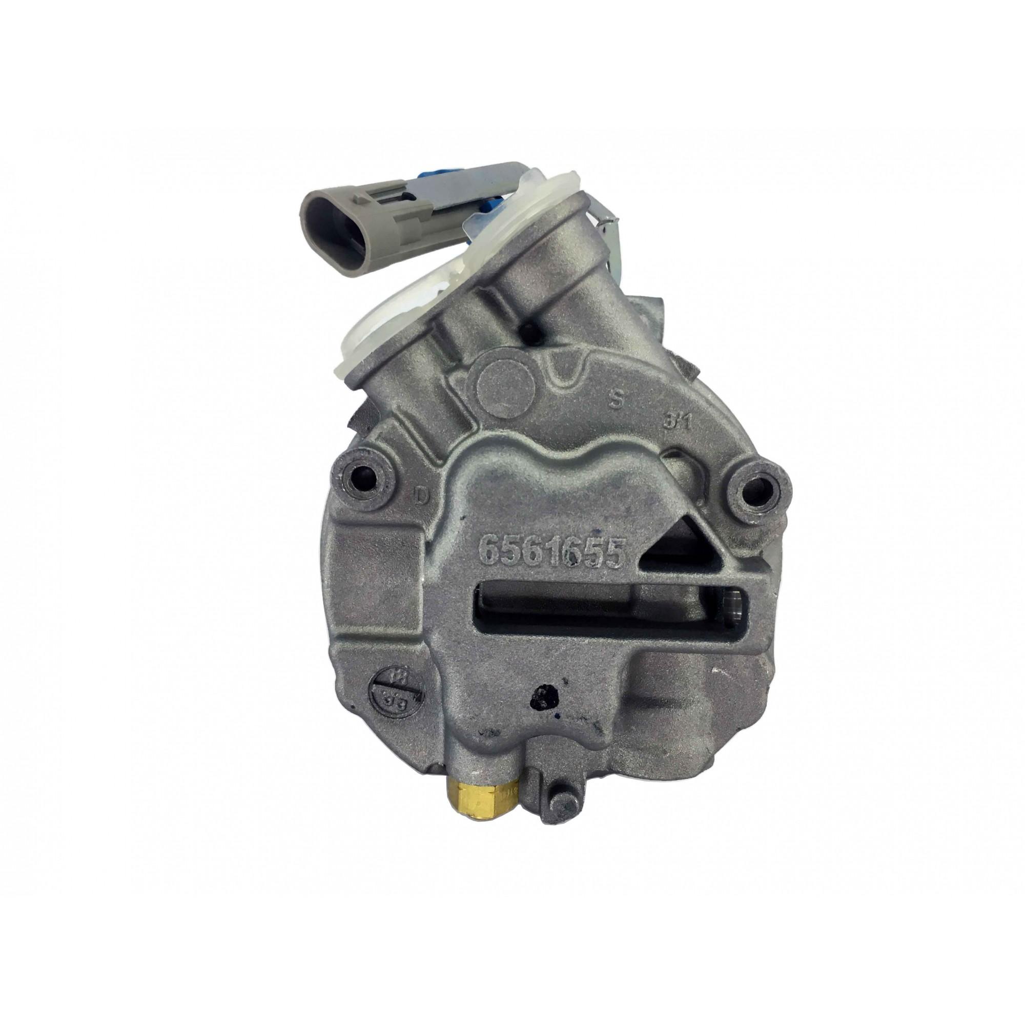 Compressor Celta / Prisma / Corsa - Original MAHLE