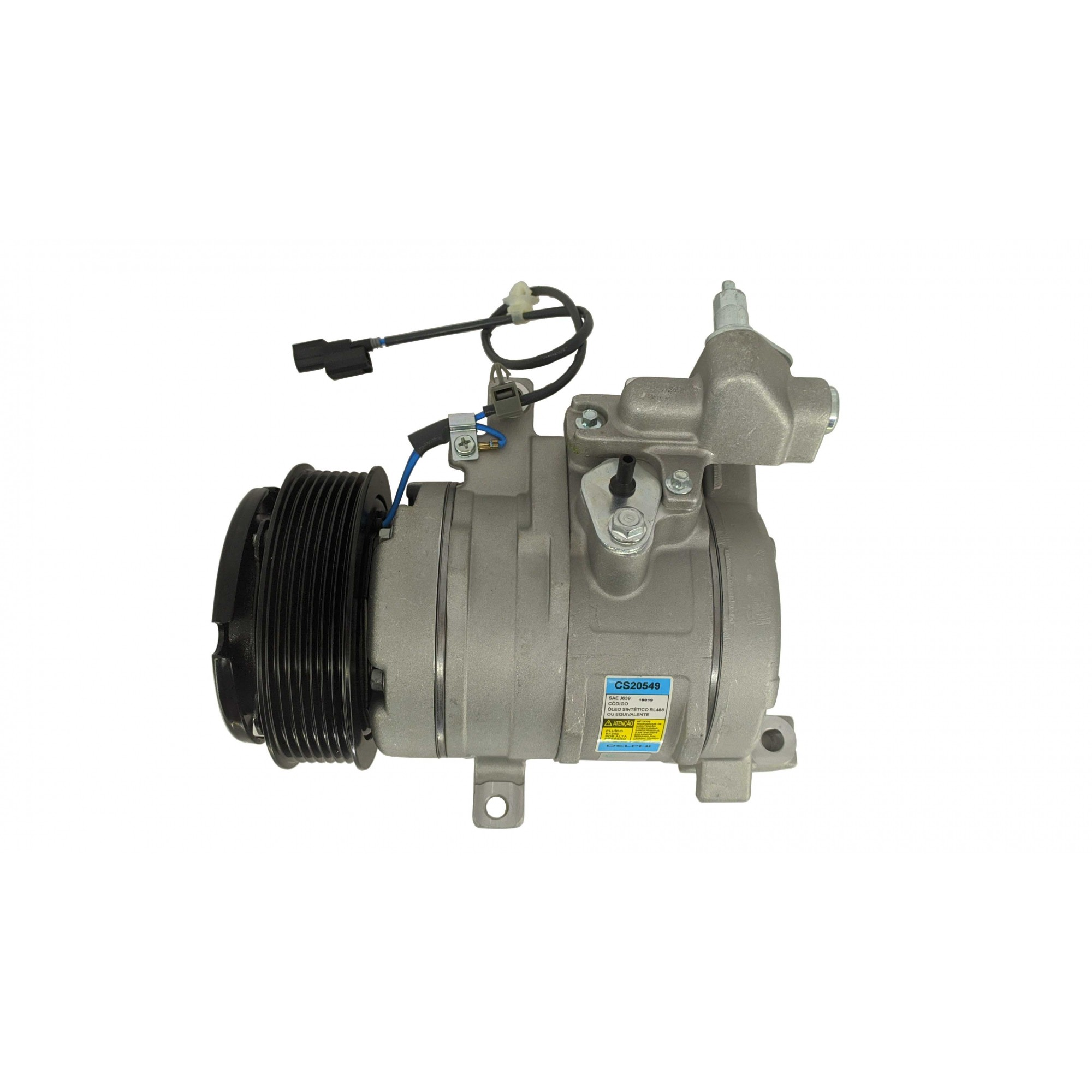 Compressor Civic 2007 Até 2012 - Original DELPHI