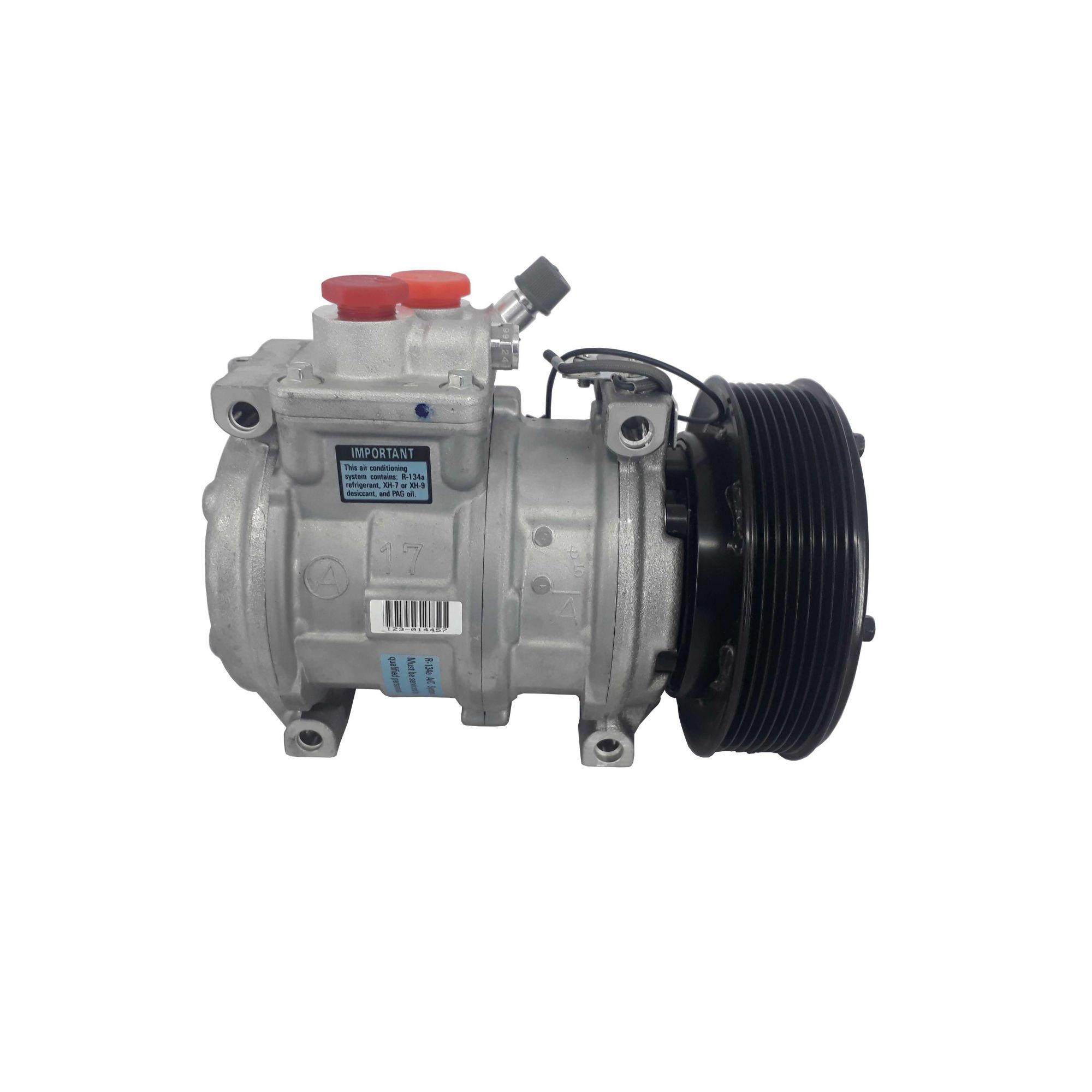 Compressor Colheitadeira Trator John Deere - Original DENSO