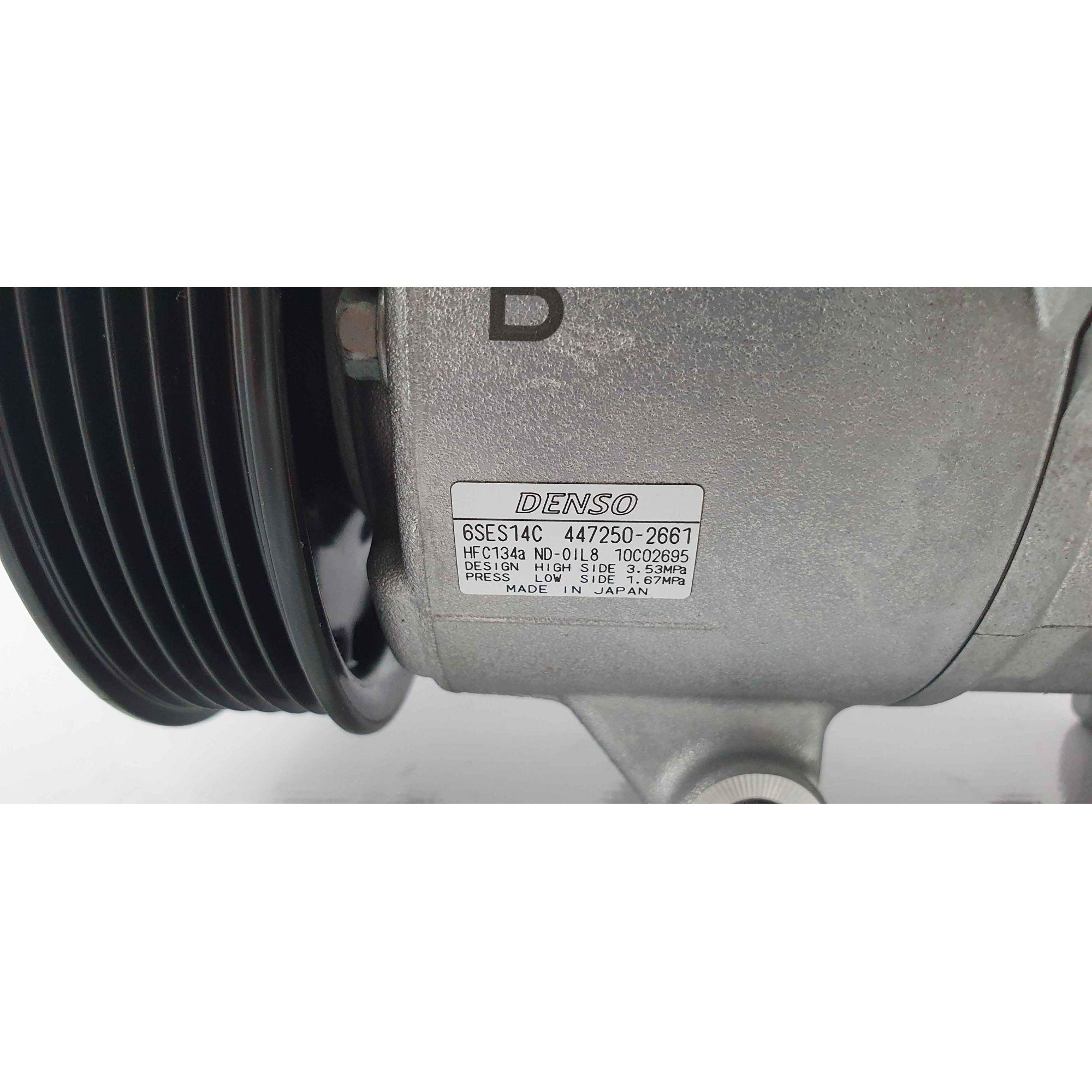 Compressor Corolla 2.0 2015 em diante - DENSO original