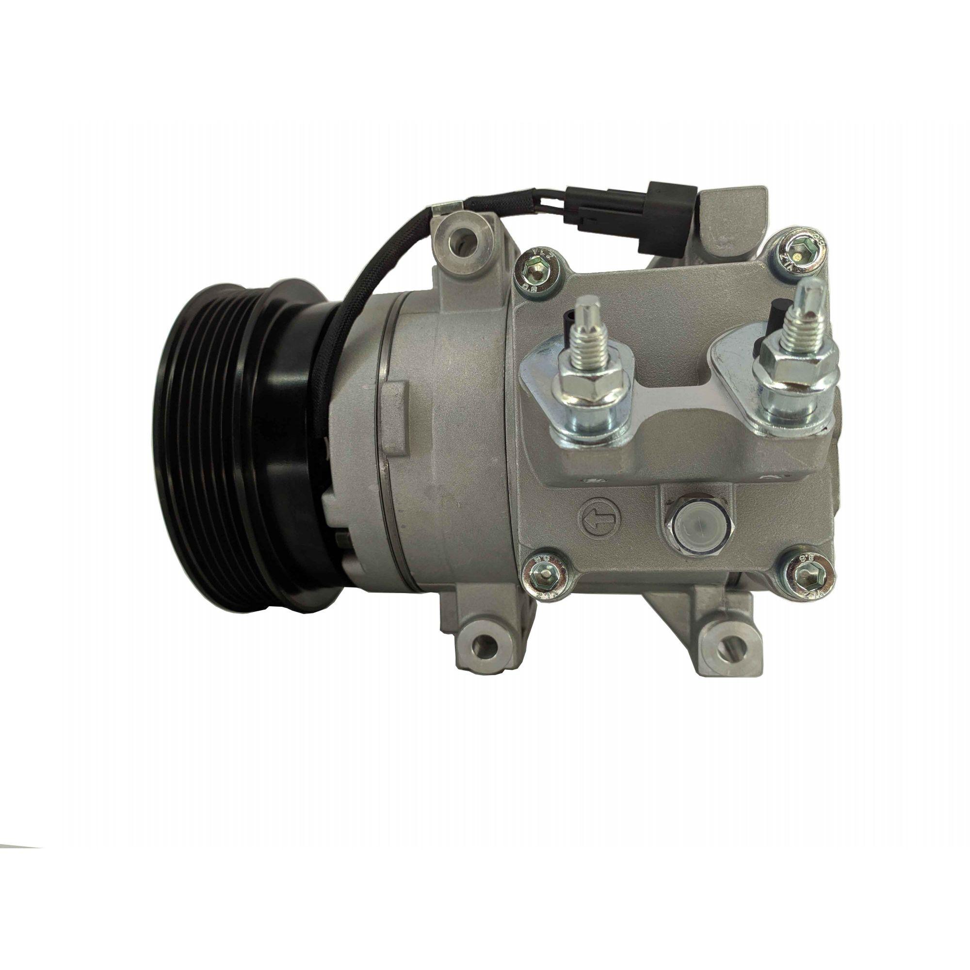Compressor De Ar Condicionado New Fiesta / Fiesta Mexicano