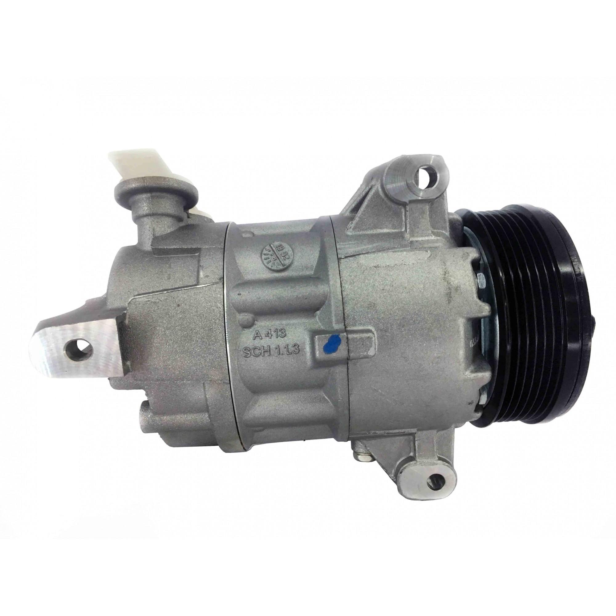 Compressor De Ar S10 2.4 Gas 2.8 Diesel Mahle