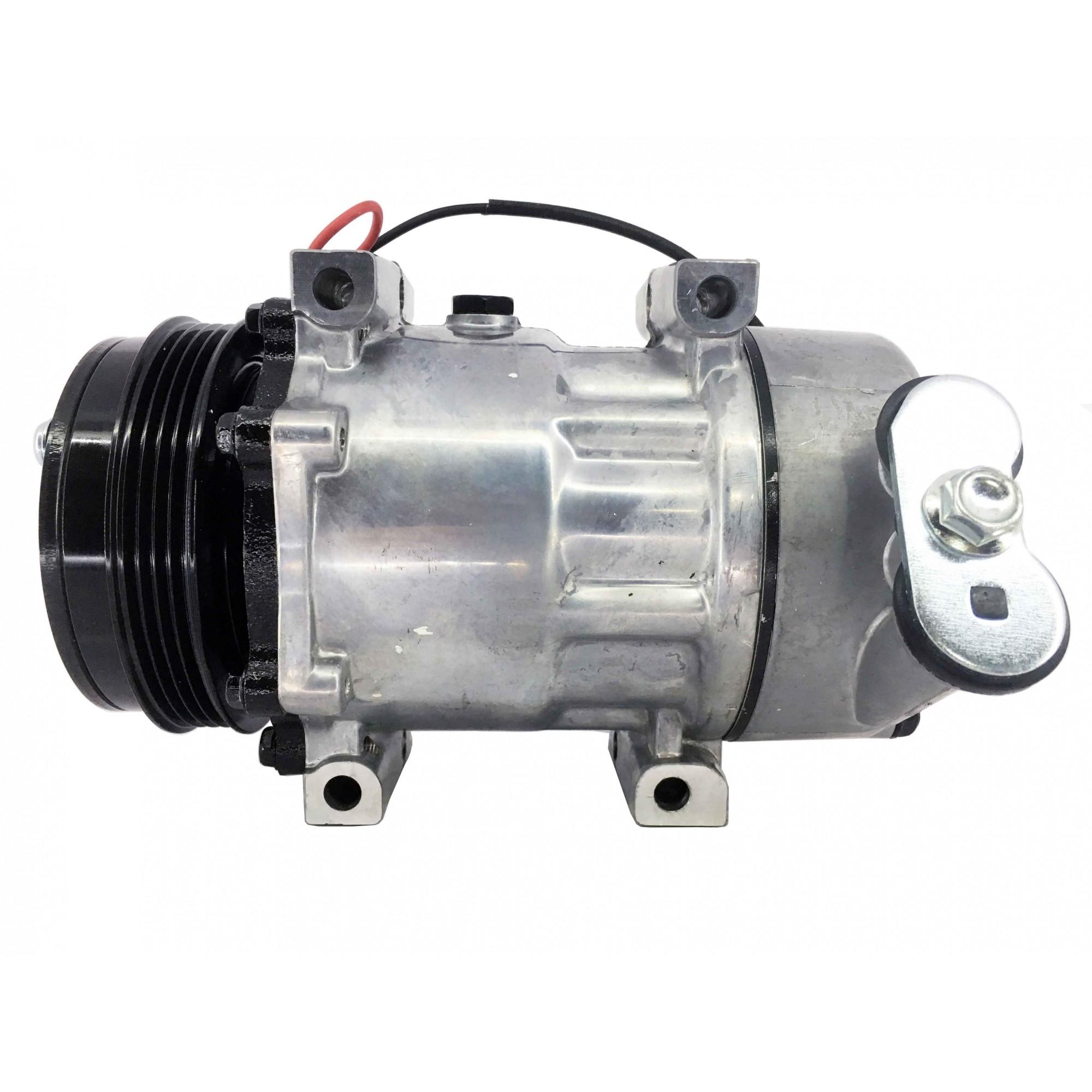 Compressor Ducato / Jumper 2.3 Multijet - Importado