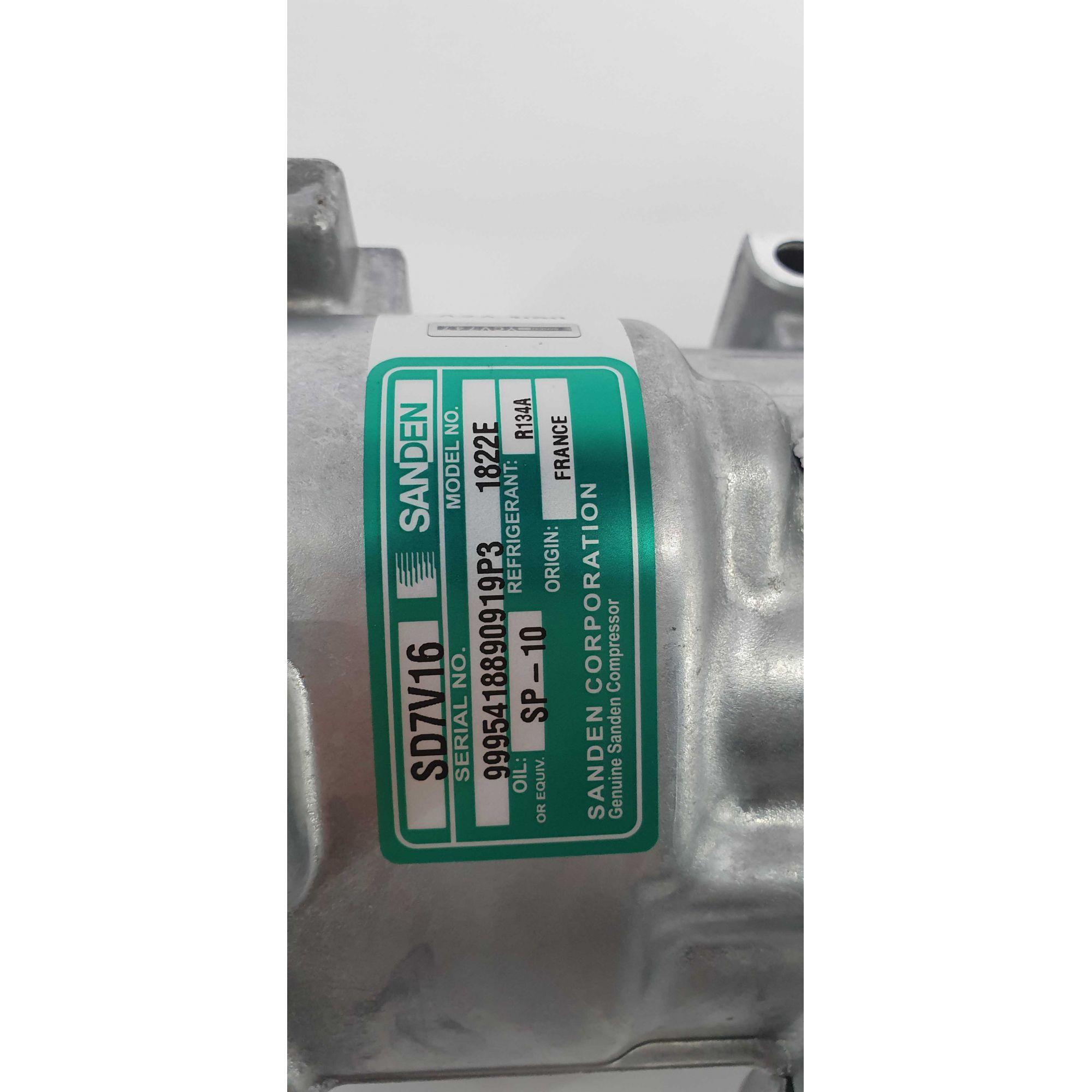 Compressor Ducato / Jumper 2.3 Multijet - SANDEN Original