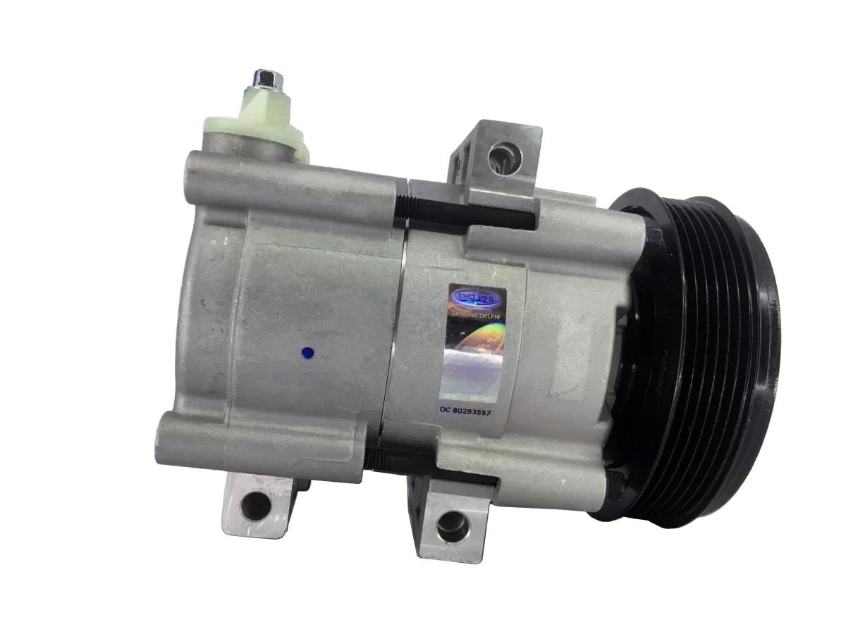Compressor F250 Motor Mwm 6cc - Original DELPHI + Brinde