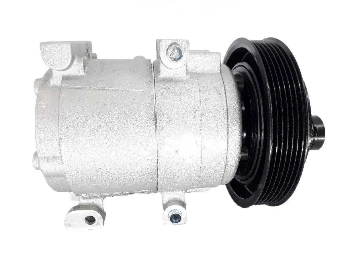 Compressor Fiesta / Ecosport 1.0 1.6 + Brinde - Original DELPHI