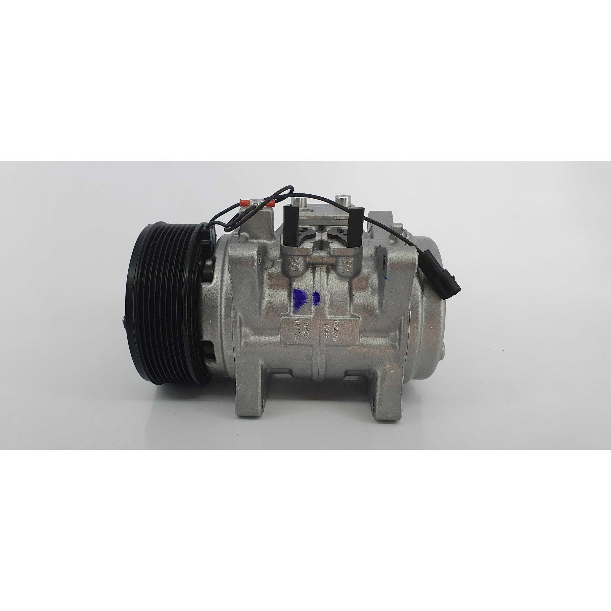 Compressor Ford Cargo 12/24v Original Denso