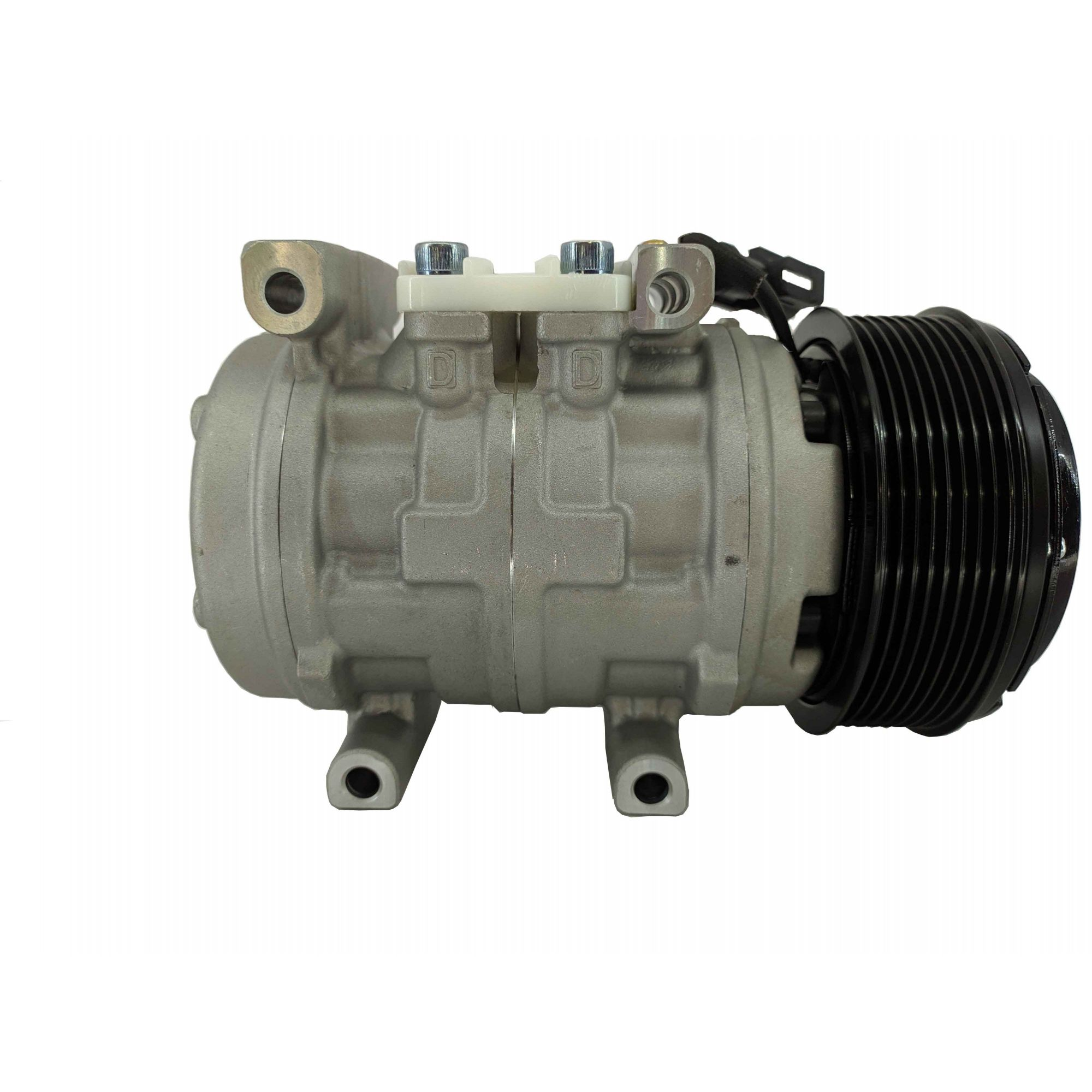 Compressor Ford F250 Motor Cummins 12v + Brinde