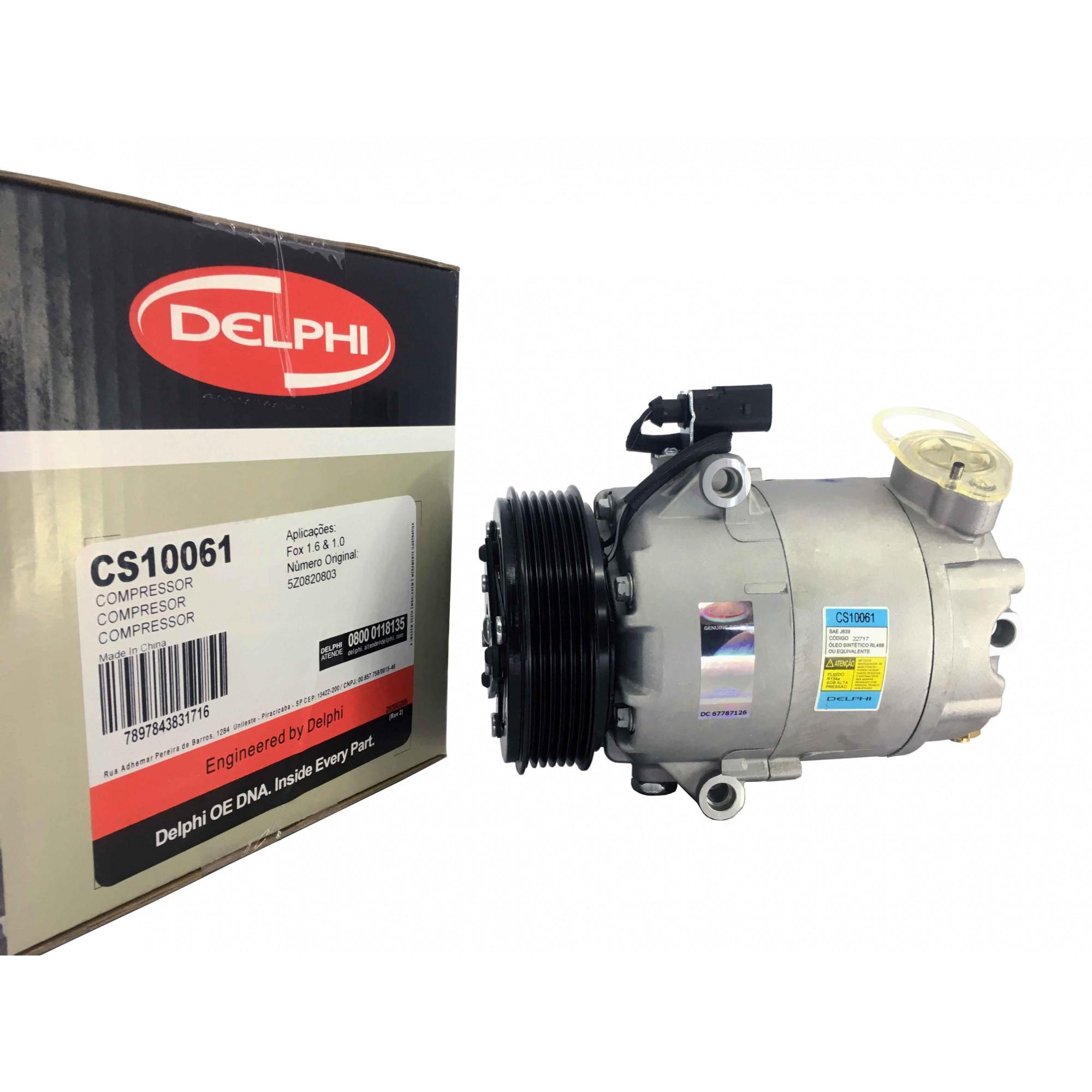 Compressor Fox / Space Fox / Cross Fox / Polo - Original DELPHI